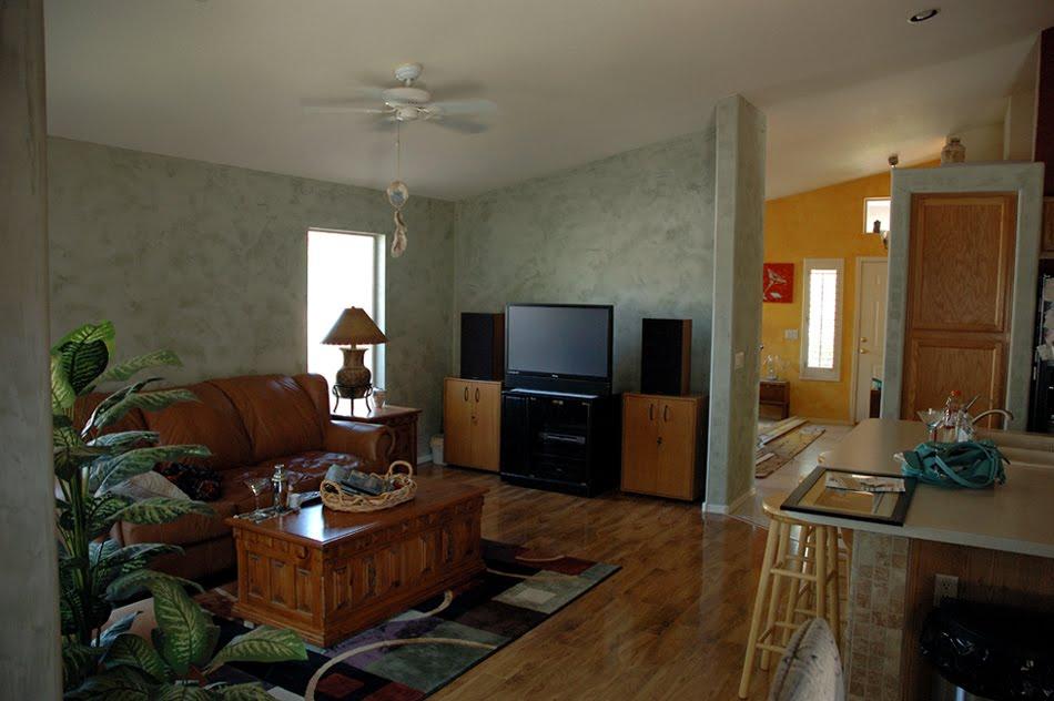 Ivenetian venetian plaster houston faux finish chandler - What finish of paint for living room ...