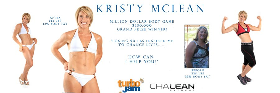 Kristy McLean Changed Her Body, Changed Her Life