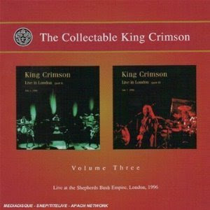 Gapplegate Guitar and Bass Blog: King Crimson Live on a Good Night ...