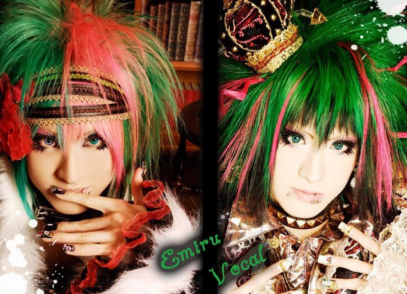 He love Green (L)
