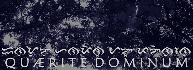 Quærite Dominum