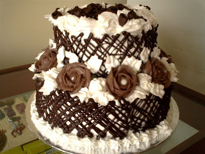 Sweet Seventeen Black Forest Cake