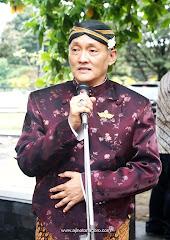 Ketua Umum Aji Noto Nagoro