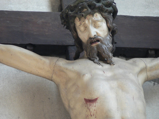 Christ longtemps attribué à Ligier Richier  (Cathédrale)