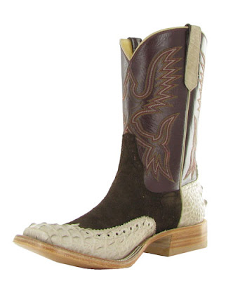 Brown Rios of Mercedes Cowboy boots