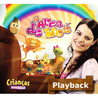 Diante do Trono - DT 5 Crian�as - A arca de No� (playback)