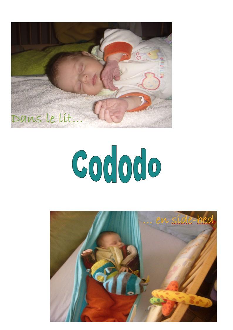 Maman papa et moi: sommeil des bébés et cododo / cosleeping