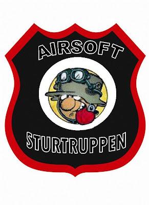 Airsoft y Reenactors Sturtruppen ANAGRAMA+STURTRUPPEN01