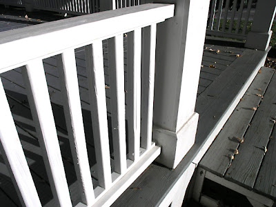 Dover projects how to build porch railings solutioingenieria Images