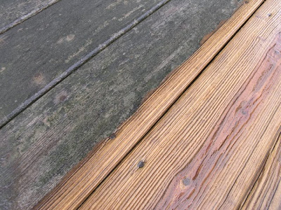 Clean Pressure Treated Wood With Bleach Before Painting