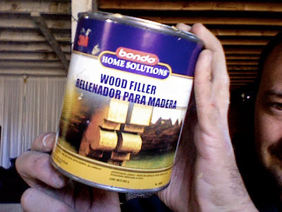 Elegant Perma Chink EWood Epoxy Wood Filler  32 Oz