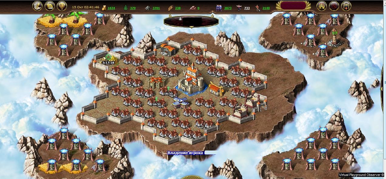 онлайн игра My lands