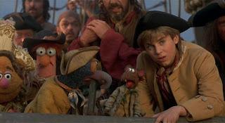 фильм Остров сокровищ Маппет-шоу, 1996