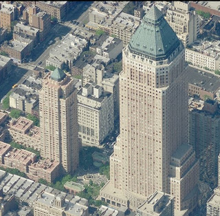 Комплекс небоскребов Worldwide Plaza в Нью-Йорке
