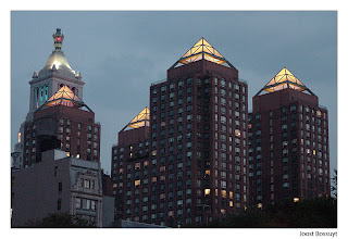 Здание Zeckendorf Towers в Нью-Йорке