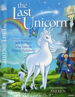 Мультфильм Последний единорог, The Last Unicorn, 1982