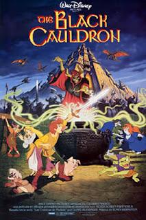 Мультфильм Черный котел (The Black Cauldron, 1985)