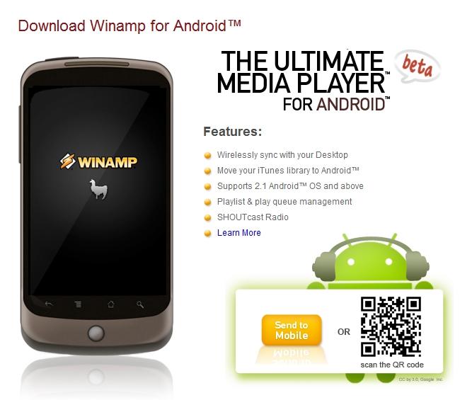 Скачати Вінамп На Андроид 4.7