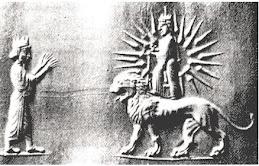 شیر و خورشید سندی از تاریخ