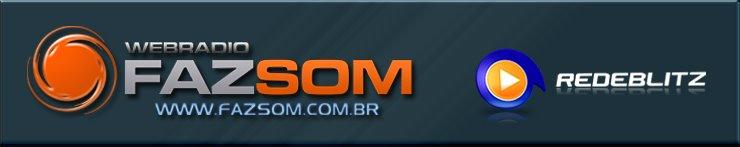 Radio Web Fazsom - Radio 24hs On Line - Afiliada Rede Blitz