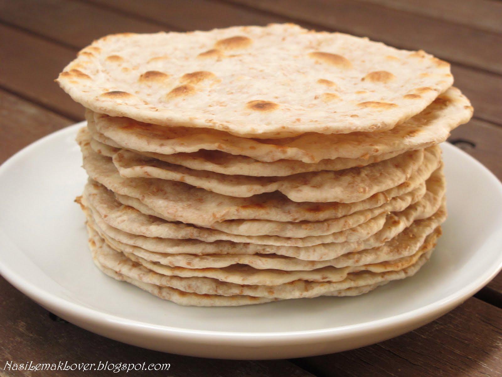 Chapati (Indian Flat Bread) Recipes — Dishmaps