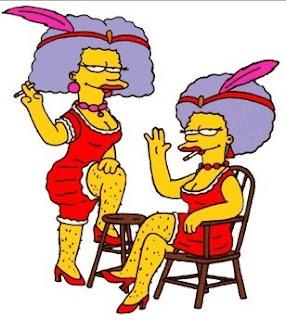 Los simpson patty y selma bouvier - Selma bouvier ...