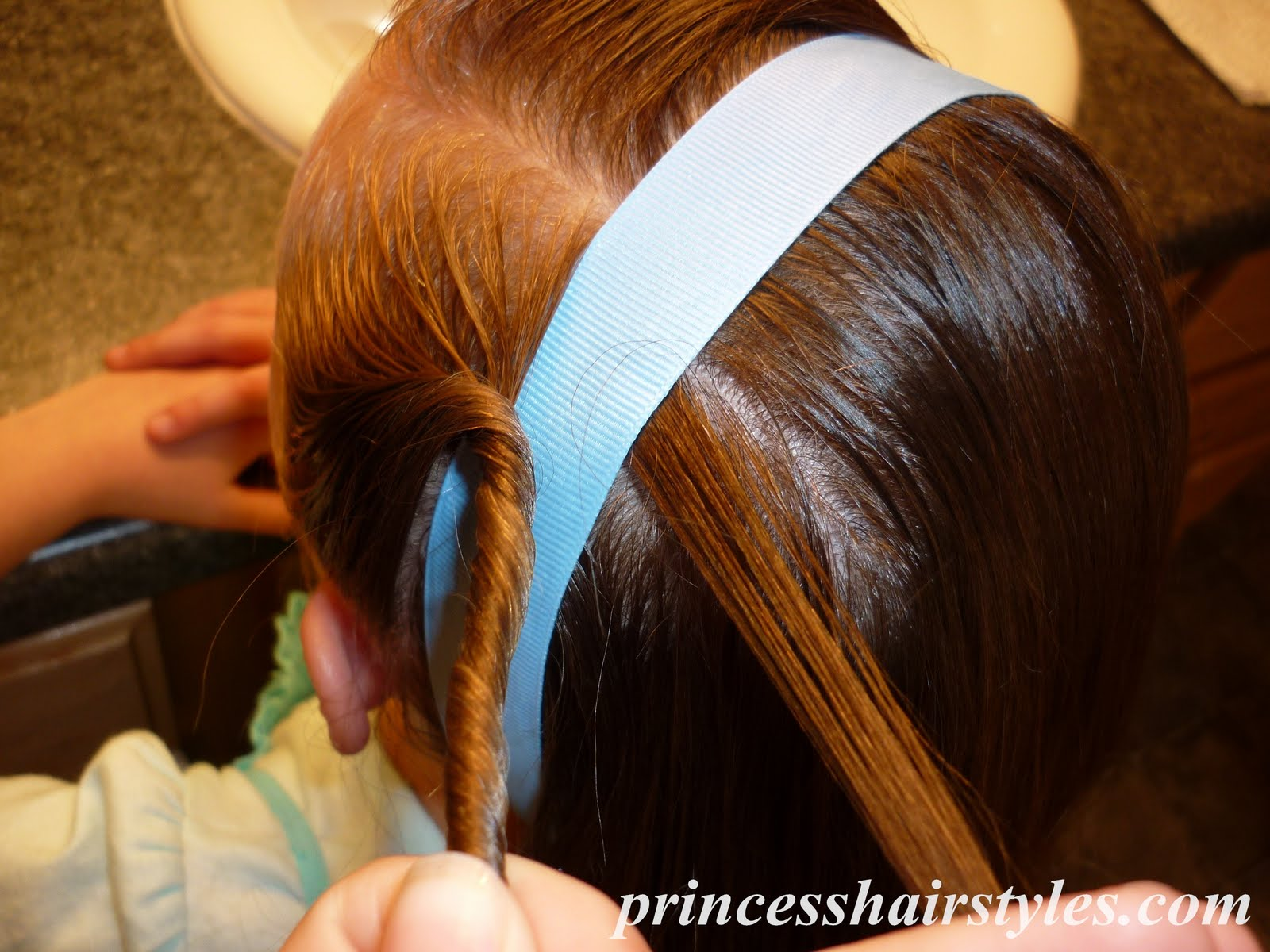 Hairstyles For A Lyrical Dance : Hairstyles for dance competition recital