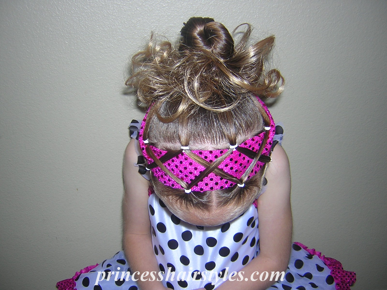 Medium Hairstyles For A Dance : Dance recital hairstyles submited images
