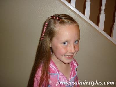 sidewinder hairdo