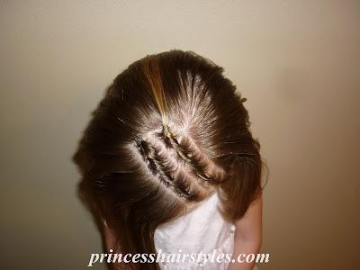 twist hairstyle