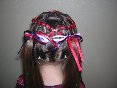[4th+of+july+hairstyle+ribbons]