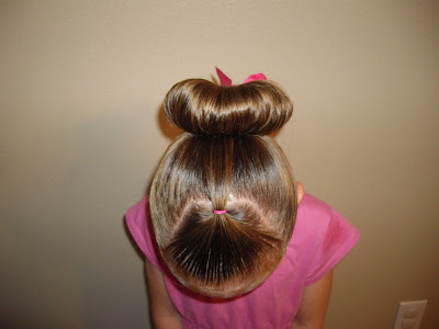 hairstyle for dancing
