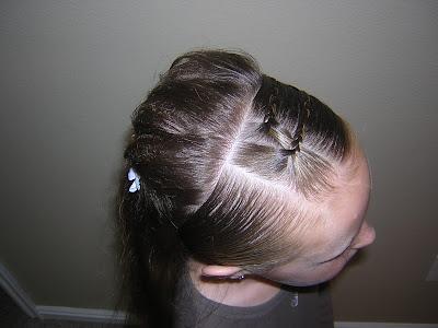 teen hairstyle