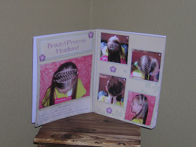 hairstyling book