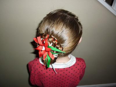 Christmas bun