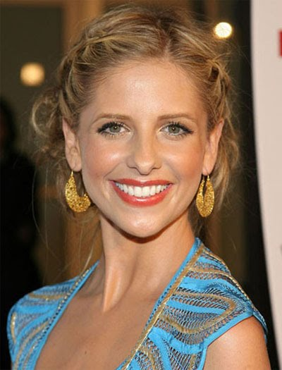 sarah michelle gellar. on Sarah Michelle Gellar