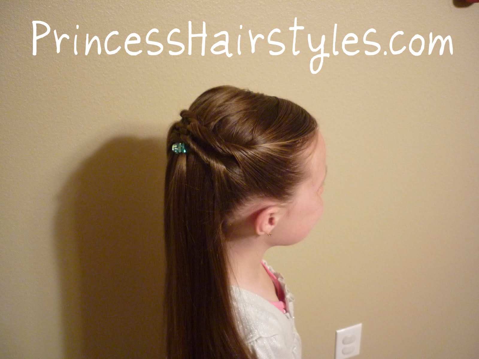 Top Photo Of Easy Princess Hairstyles James Fountain