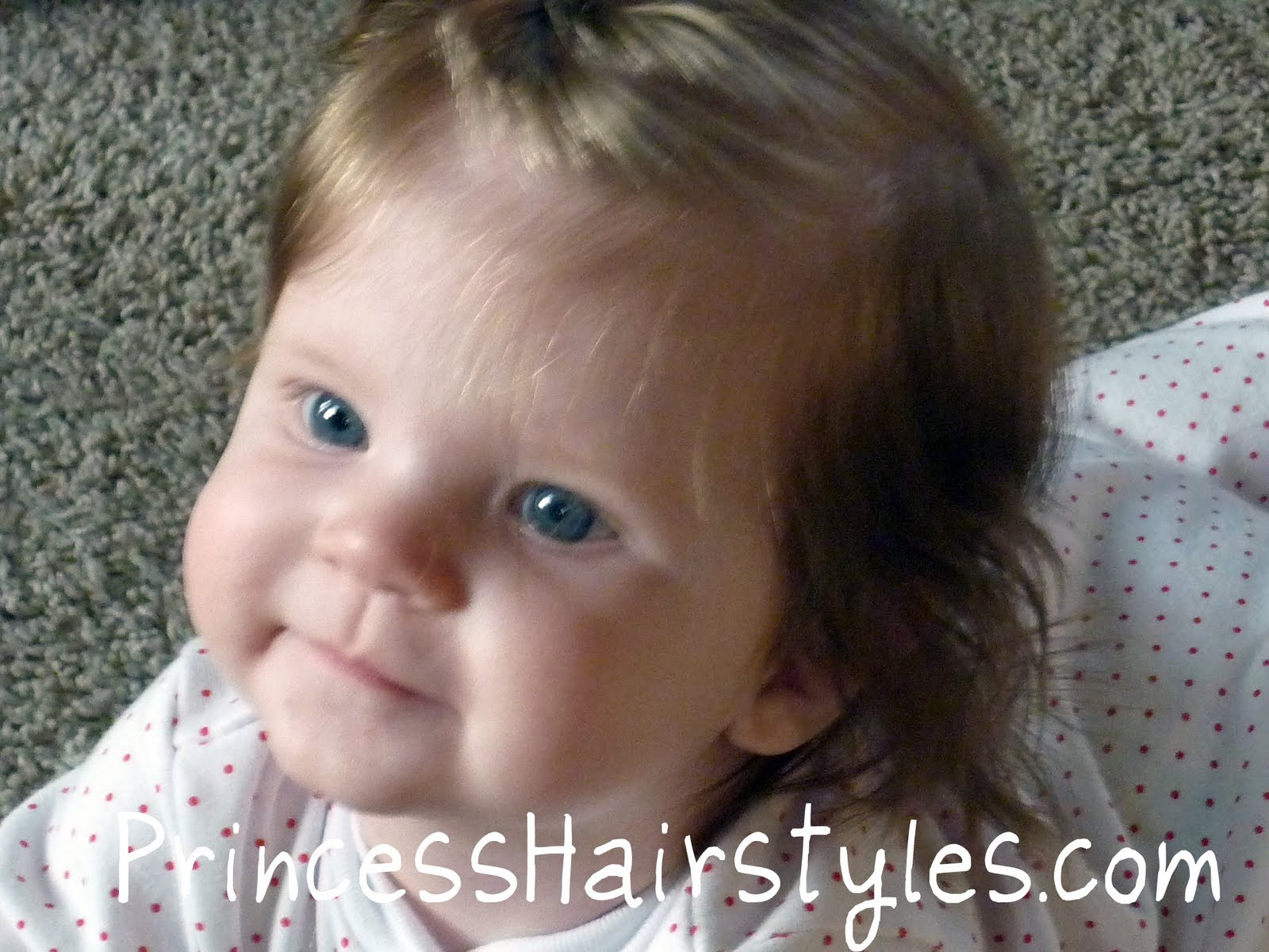 Baby Hairstyles - Tiny Twists | Hairstyles For Girls - Princess ...