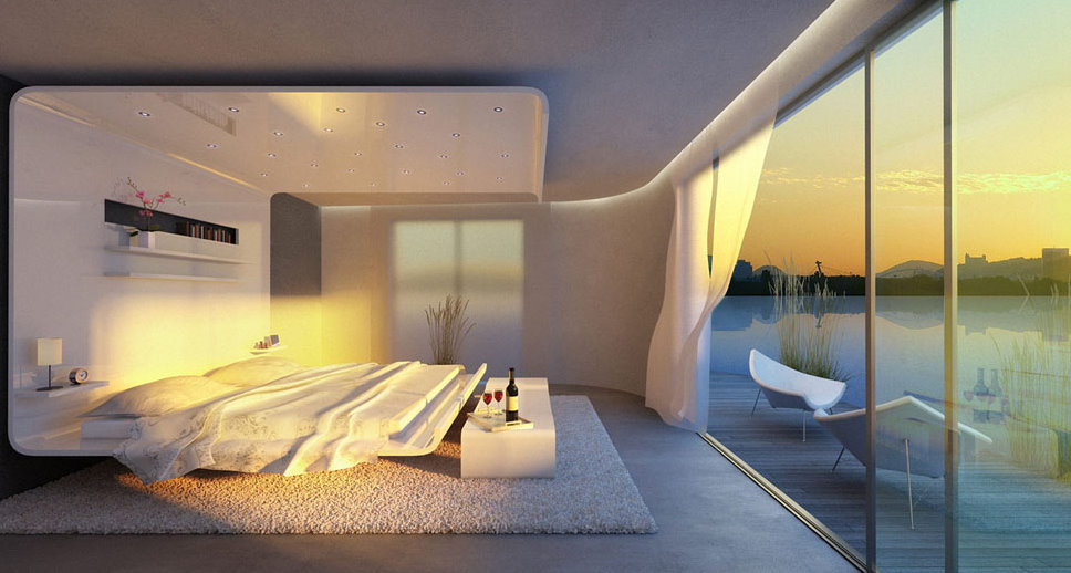 Elegant-luxury-romantic-bedroom-hom-interior-design-idea-with-luxury-modern-bed-design-and-with-beautiful-view-design.