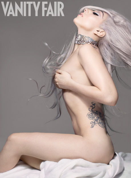 lady gaga vanity fair