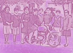 Mujeres en los años 60