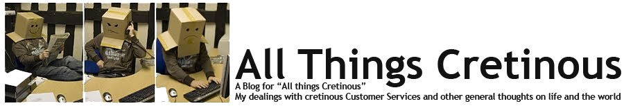 All Things Cretinous
