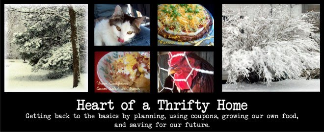 Heart of a Thrifty Home