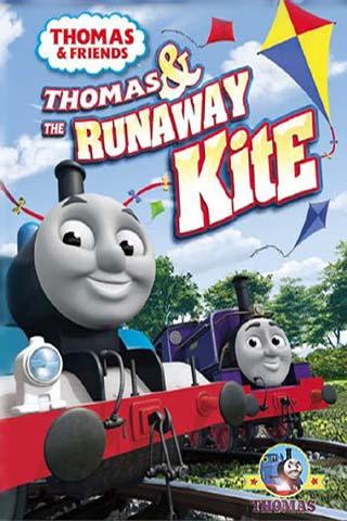 Thomas amp the runaway kite DVD