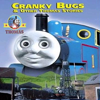 The small engine Thomas and friends cranky bugs video by Britt Allcroft with Gordon and Percy tank