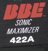 bbe sonic maximizer disco