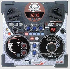 Yamaha DJX- 2B DJ Mixer