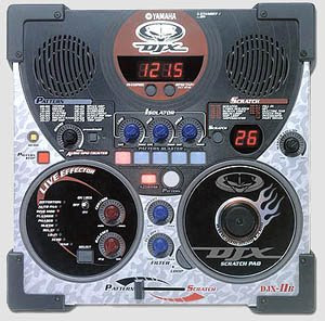 Yamaha Djx Llb