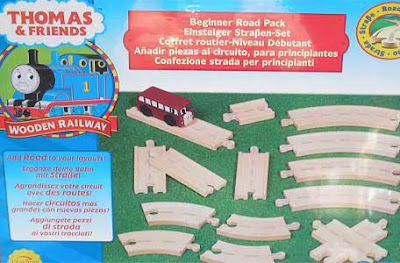 Thomas highly desirable toy brio thomas tank set pic