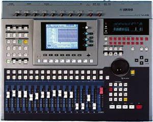 Yamaha 0 AW4416 digital mixing console